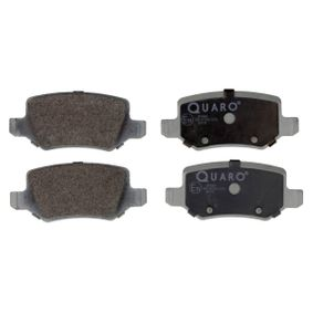 Brake Pad Set, disc brake Width: 95,8mm, Height: 41,3mm, Thickness: 14,6mm with OEM Number A168 420 04 20
