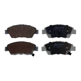 Brake Pad Set, disc brake Width: 136,6mm, Height: 57,8mm, Thickness: 17,3mm with OEM Number 45022TR2A01