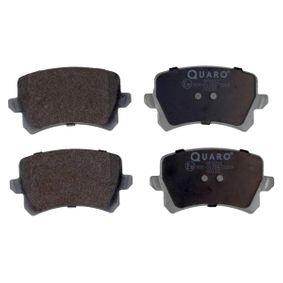 Bremsbelagsatz, Scheibenbremse Breite: 105,5mm, Höhe: 56,3mm, Dicke/Stärke: 17,2mm mit OEM-Nummer 3C0-698-451-F