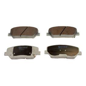 Bremsbelagsatz, Scheibenbremse Breite: 140,9mm, Höhe: 59,9mm, Dicke/Stärke: 17,3mm mit OEM-Nummer 58101A6A20