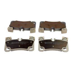Bremsbelagsatz, Scheibenbremse Breite: 132,1mm, Höhe: 77,2mm, Dicke/Stärke: 16,6mm mit OEM-Nummer 95535293961