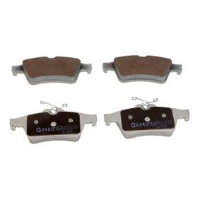 Bremsbelagsatz, Scheibenbremse Breite: 123,2mm, Höhe: 51,9mm, Dicke/Stärke: 16,1mm mit OEM-Nummer 30742031