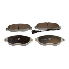 Brake Pad Set, disc brake Width: 175,2mm, Height: 69,5mm, Thickness: 20,0mm with OEM Number 5Q0698151L