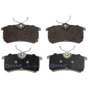Bremsbelagsatz, Scheibenbremse Breite: 87,4mm, Höhe: 42,5mm, Dicke/Stärke: 14,7mm mit OEM-Nummer 98AX 2M008 BA