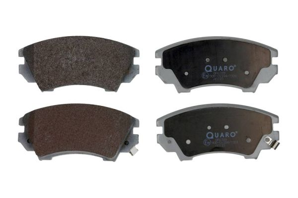 QUARO  QP6789 Brake Pad Set, disc brake Width: 142,1mm, Height: 67mm, Thickness: 19,1mm