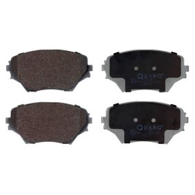 Brake Pad Set, disc brake QP7092 RAV 4 II (CLA2_, XA2_, ZCA2_, ACA2_) 2.4 4WD MY 2005