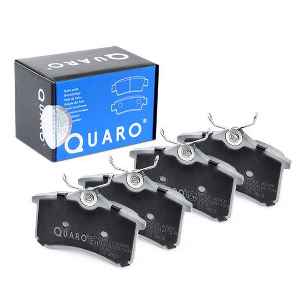 Bremsklötze QUARO QP7107 Erfahrung