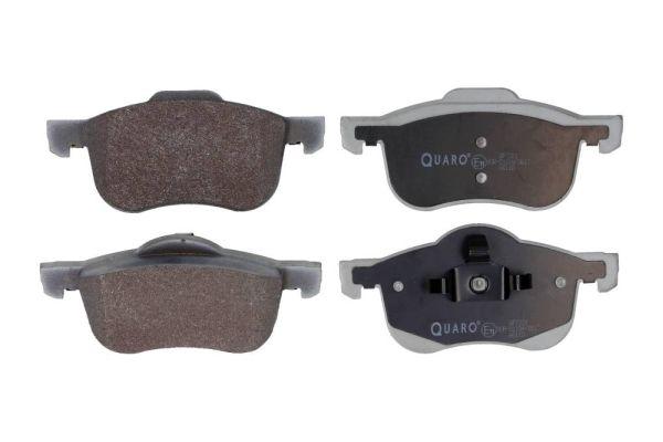 QUARO  QP7321 Brake Pad Set, disc brake Width 1: 155,3mm, Width 2 [mm]: 156,5mm, Height 1: 72,5mm, Height 2: 69,1mm, Thickness: 18,9mm