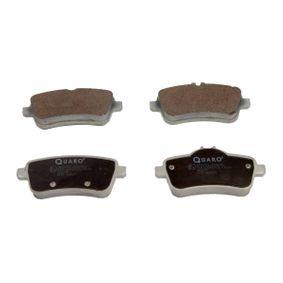 Bremsbelagsatz, Scheibenbremse Breite: 116,4mm, Höhe 1: 49,8mm, Höhe 2: 59,6mm, Dicke/Stärke: 18,7mm mit OEM-Nummer 006 420 34 20