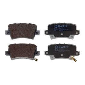 Brake Pad Set, disc brake QP8524 CIVIC 8 Hatchback (FN, FK) 2.0 i-VTEC Type R (FN2) MY 2010