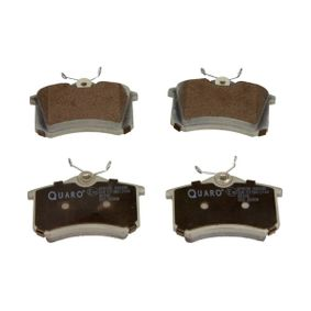 Brake Pad Set, disc brake QP8538 MEGANE 3 (BZ0) 1.6 16V MY 2011