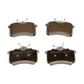 Jogo de pastilhas para travão de disco Largura: 87mm, Altura: 53mm, Espessura: 16,2mm com códigos OEM 7701208213