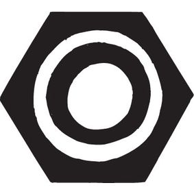 Mutter, Abgaskrümmer 258-028 Golf 4 Cabrio (1E7) 1.6 Bj 1998