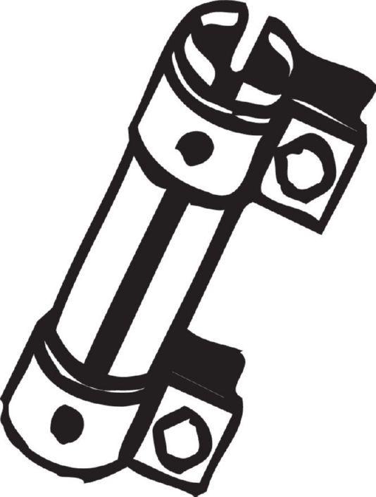 Röranslutning, avgassystem 265-119 BOSAL 265-119 original kvalite