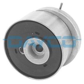 Tensioner Pulley, timing belt with OEM Number 55574864
