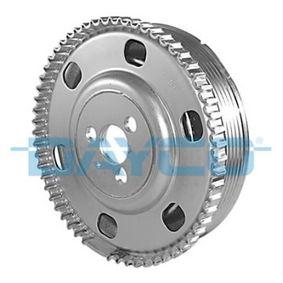 Belt Pulley, crankshaft DPV1021 PUNTO (188) 1.2 16V 80 MY 2002