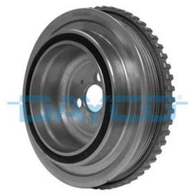 Belt Pulley, crankshaft DPV1028 PUNTO (188) 1.2 16V 80 MY 2004