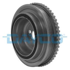Belt Pulley, crankshaft DPV1039 PUNTO (188) 1.2 16V 80 MY 2006