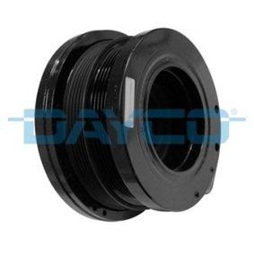 Belt Pulley, crankshaft DPV1040 PUNTO (188) 1.2 16V 80 MY 2000