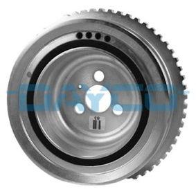 Belt Pulley, crankshaft DPV1050 PUNTO (188) 1.2 16V 80 MY 2000