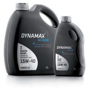 DYNAMAX M7ADX 501628 Olio motore