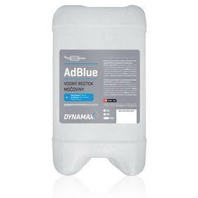 Flüssigkeit zur Abgasnachbehandlung bei Dieselmotoren / AdBlue DYNAMAX 501852 für Auto (Inhalt: 4,7l, Flasche)