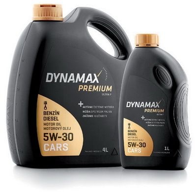 DYNAMAX Óleo do motor 501998