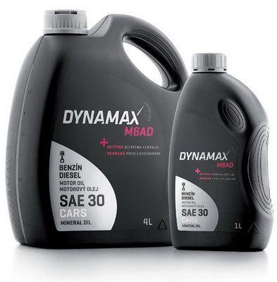DYNAMAX M6AD 502087 Olio motore