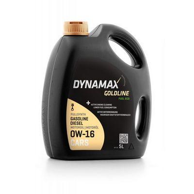 DYNAMAX GOLDLINE, FUEL ECO 502116 Motoröl