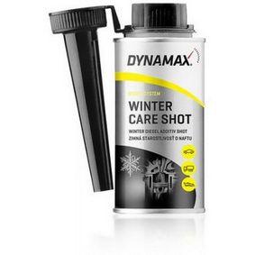 Kraftstoffadditive DYNAMAX 502258 für Auto (Diesel, Inhalt: 150ml)