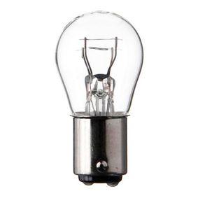 Крушка с нагреваема жичка, стоп светлини / габарити P21/4W, 12волт, Baz15d, 21/4ват 2015