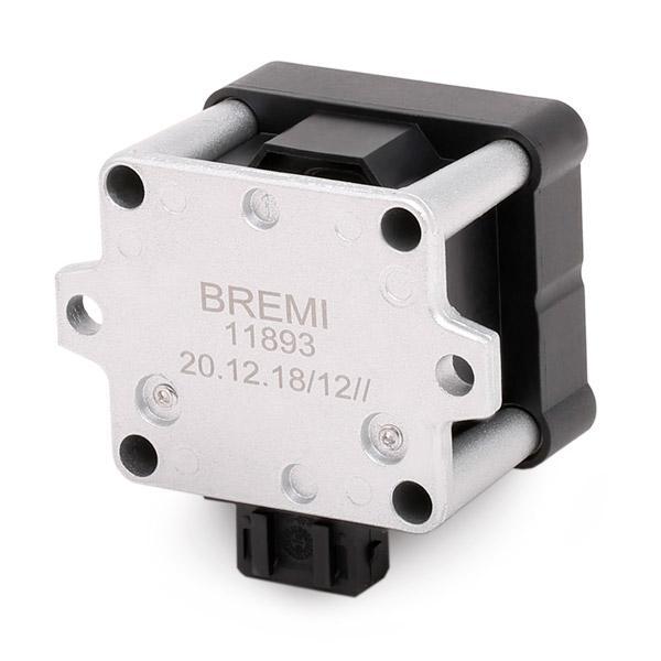 Ignition Coil BREMI 11893 4017534114703