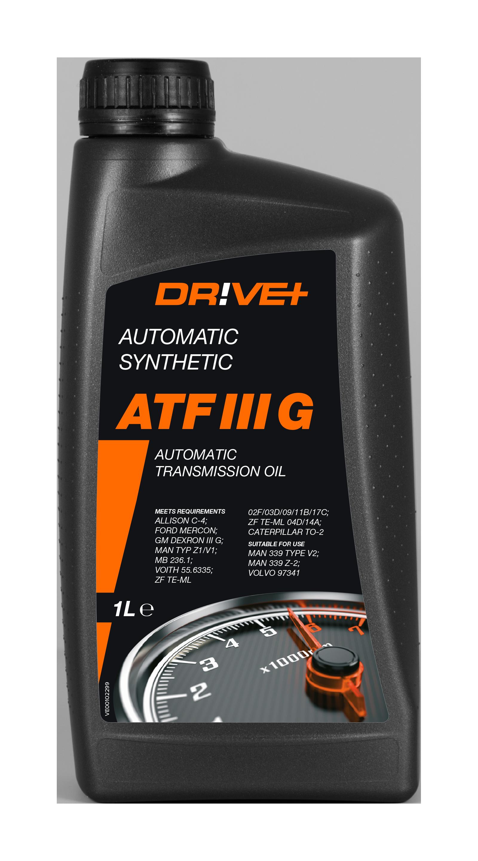 Automatikgetriebeöl Dr!ve+ DP3310.10.083 8712569038555