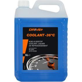 Dr!ve+  DP3310.13.012 Frostschutz Spezifikation: BS 6580, Spezifikation: ASTM D 3306 / D 4656, Spezifikation: AFNOR NFR 15-601