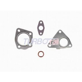 TURBORAIL  TR525 Gasket Set, exhaust manifold