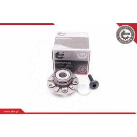 Golf 5 2.0TDI 16V Radlager ESEN SKV 29SKV011 (2.0 TDI 16V Diesel 2006 BKD)