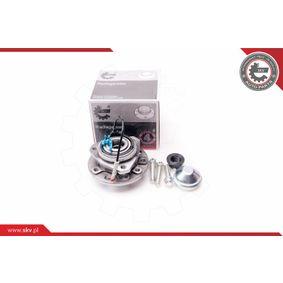 Wheel Bearing Kit Ø: 137mm, Inner Diameter: 33mm with OEM Number 16 03 254