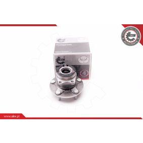 Kit cuscinetto ruota 29SKV049 ASX (GA_W_) 2.0 i 4WD ac 2016