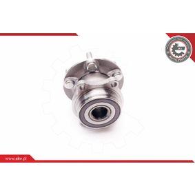 Radlagersatz 29SKV059 IMPREZA Schrägheck (GR, GH, G3) 2.5 WRX STI AWD (GRF) Bj 2011