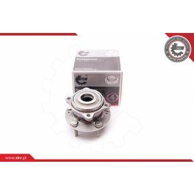 2007 Hyundai Santa Fe cm 2.2 CRDi 4x4 Wheel Bearing Kit 29SKV062