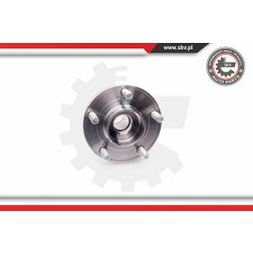 2009 Ford Focus 2 da 1.6 TDCi Wheel Bearing Kit 29SKV128