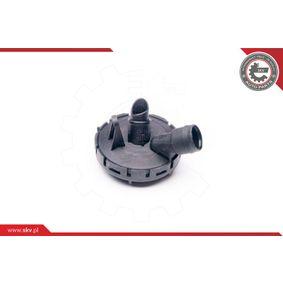 Valvola, Ventilazione carter con comando a pressione con OEM Numero 06E103245B