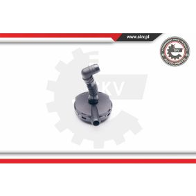 Valve, engine block breather Pressure Controlled with OEM Number 077 103 245 C