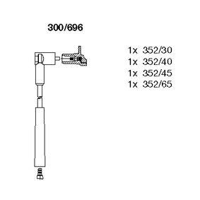 Juego de cables de encendido 300/696 SPORTAGE (K00) 2.0 i 4WD ac 1997