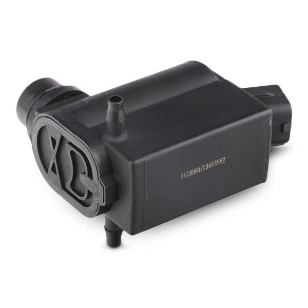 Windscreen Washer Pump RIDEX 794W0008 4059191586776