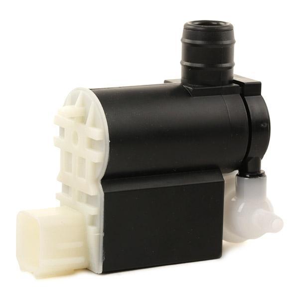 Bomba de agua de lavado, lavado de parabrisas RIDEX 794W0009 4059191586790