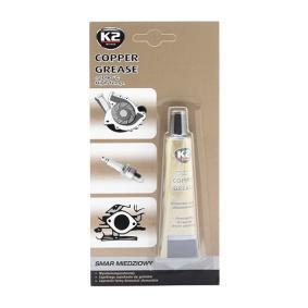 K2 Měděný mazací tuk B401