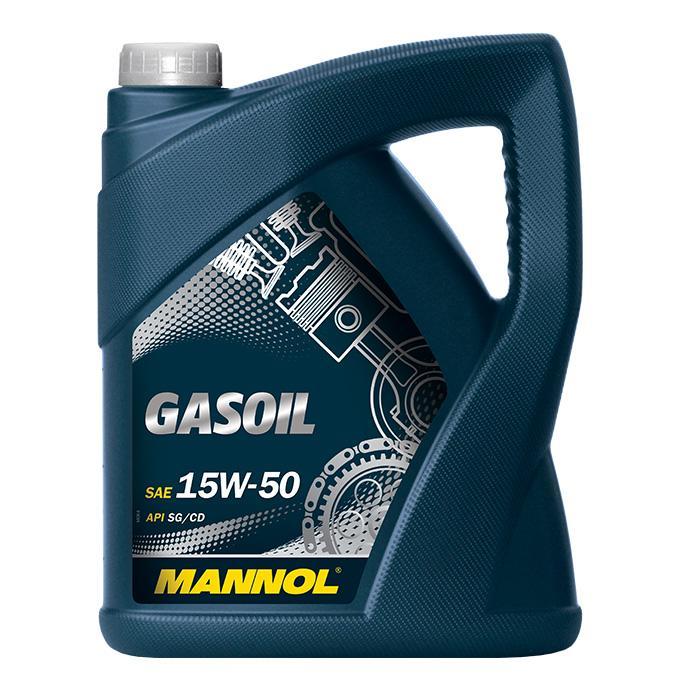 MANNOL GASOIL MN7401-5 Olio motore