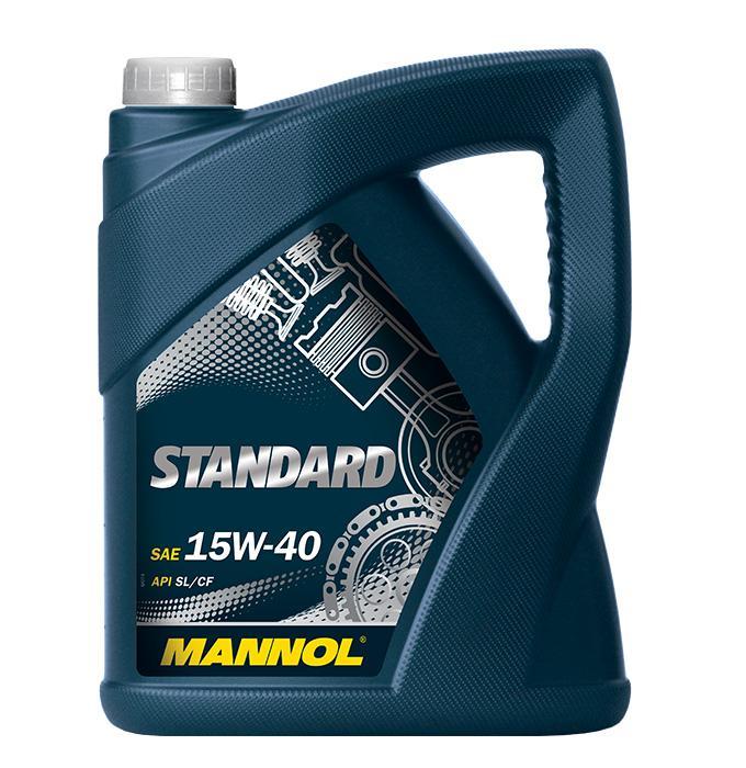 MANNOL STANDARD MN7403-5 Motoröl