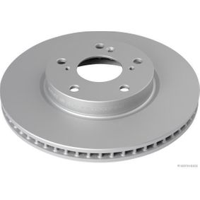 Brake Disc Brake Disc Thickness: 23mm, Num. of holes: 5, Ø: 282mm with OEM Number 45251-TBA-A00